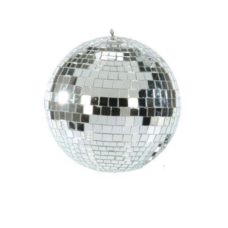 Διακοσμητική Disco μπάλα Ασημί 40cm