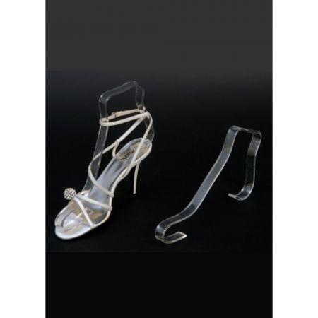 Φόρμα Plexiglass για πέδιλα με τακούνι 9cm/23x18.6cm