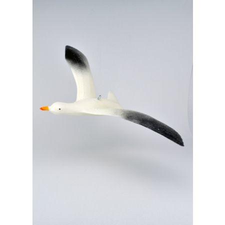 Διακοσμητικός γλάρος με ανοιγμένα φτερά 54x30cm