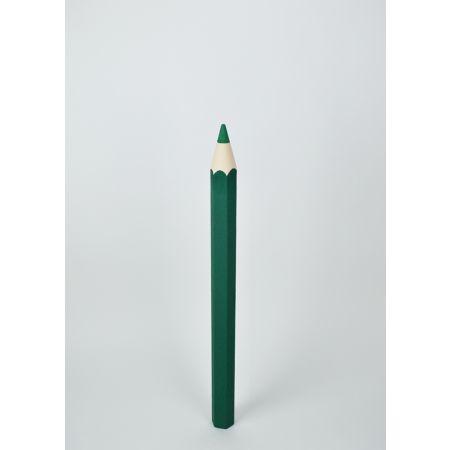Διακοσμητική ξυλομπογιά Πράσινη 58x6cm