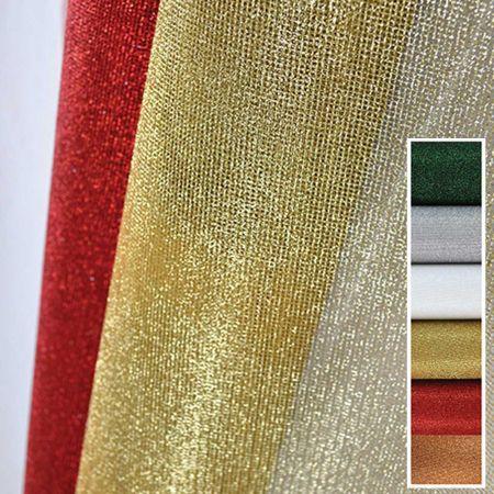 Ύφασμα-Polyester ΔΙΧΤΥ FULL STRASS 50cmx9m, ασημί