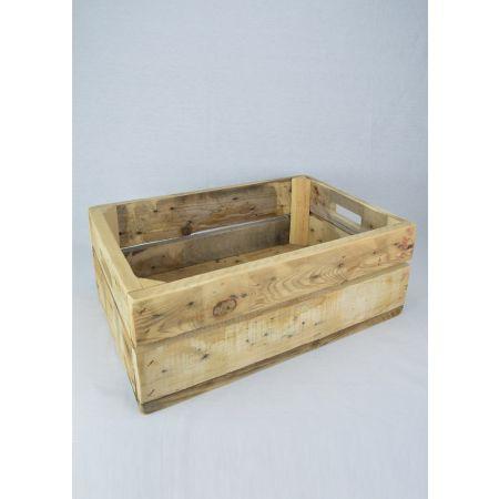 Διακοσμητικό Καφάσι-Παλαιωμένο ξύλο 54x37x20cm
