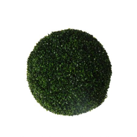 Διακοσμητική τεχνητή μπάλα - Πυξάρι 52cm