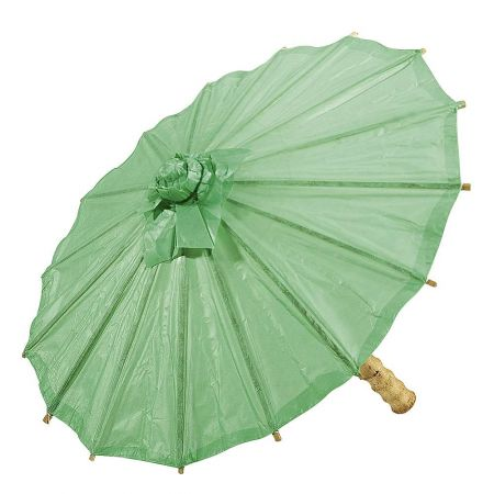 Διακοσμητική ομπρέλα χάρτινη Βεραμάν 40cm