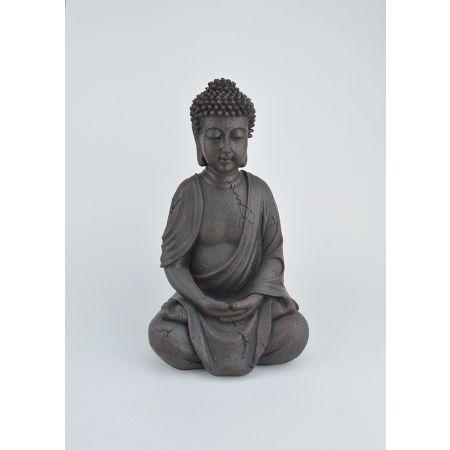 Διακοσμητικό αγαλματίδιο Βούδας , 25cm