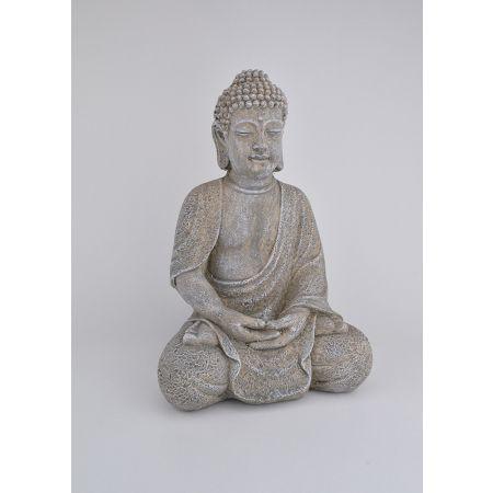 Διακοσμητικό αγαλματίδιο Βούδας , 31cm