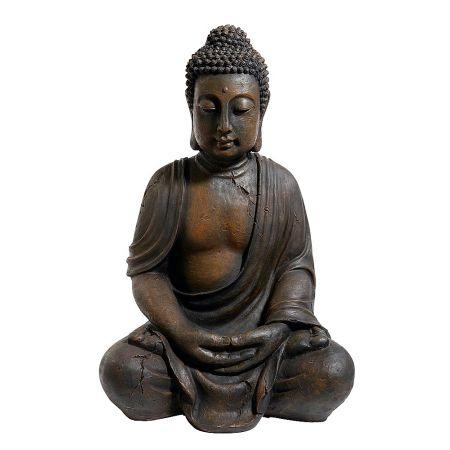 Διακοσμητικό άγαλμα βούδα , 70 cm