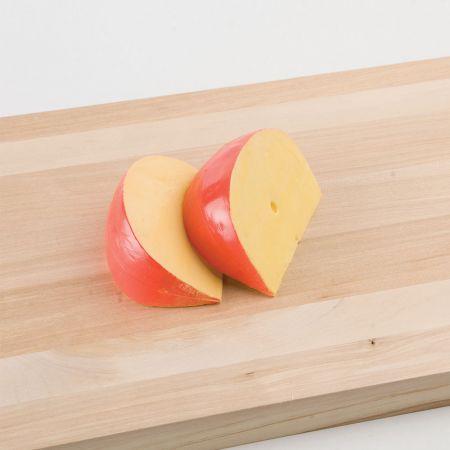 Σετ 2τχ Διακοσμητικά κομμάτια τυριού Ολλανδίας απομίμηση 10,5x8x5cm