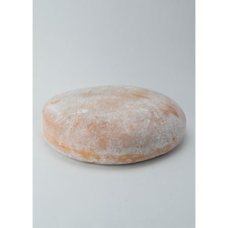 Διακοσμητικό κεφάλι τυριού τόμα απομίμηση 38x10,5cm