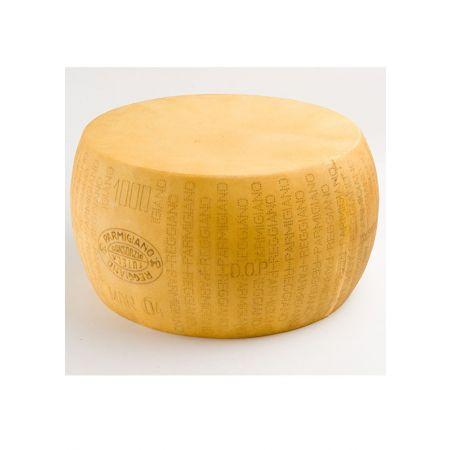 Διακοσμητικό κεφάλι τυριού παρμεζάνας απομίμηση 23x44cm
