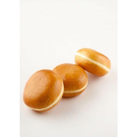 Σετ 3τχ διακοσμητικά ντόνατ απομίμηση 8,5cm