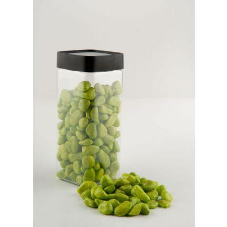 Συσκευασία 550ml Διακοσμητικές πέτρες χρωματιστές Λαχανί 7-15mm
