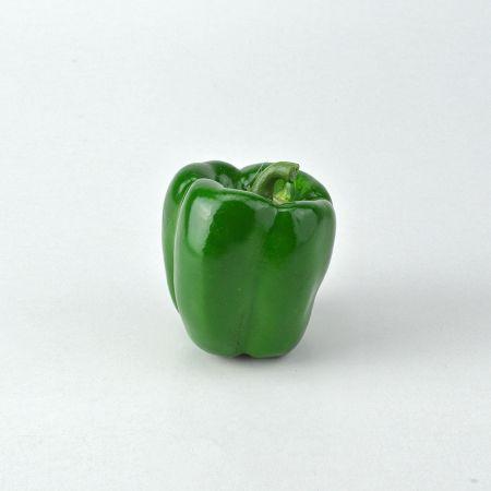Διακοσμητική Πράσινη πιπεριά απομίμηση 6x8cm
