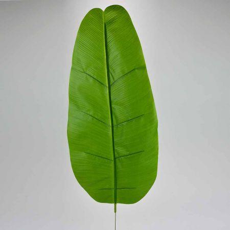 Διακοσμητικό φύλλο μπανανιάς 88cm