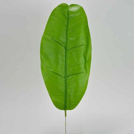 Διακοσμητικό φύλλο μπανανιάς 75cm