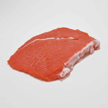 HQ Διακοσμητικό ωμό κομμάτι κρέας απομίμηση 17x12x15cm