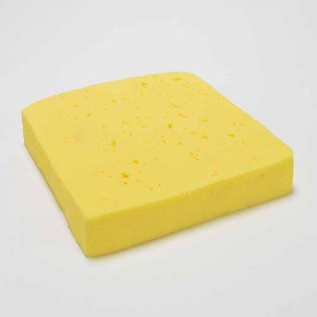 HQ κομμάτι τυρί κασέρι απομίμηση 12,5x13x2cm
