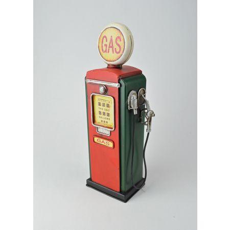 Διακοσμητική Αντλία βενζίνης-Κουμπαράς 33cm
