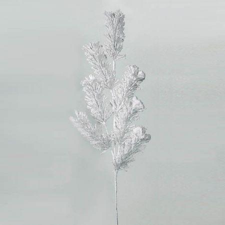 Χριστουγεννιάτικο κλαδί χιονισμένο  85cm