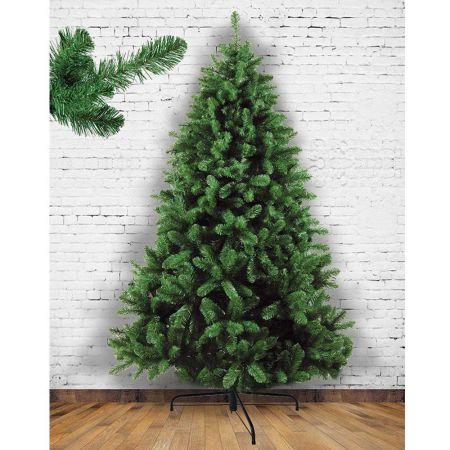 Χριστουγεννιάτικο δέντρο μισό Κέδρος 210cm