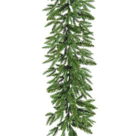 Χριστουγεννιάτικη γιρλάντα mix PVC-PE plastic 270x35cm