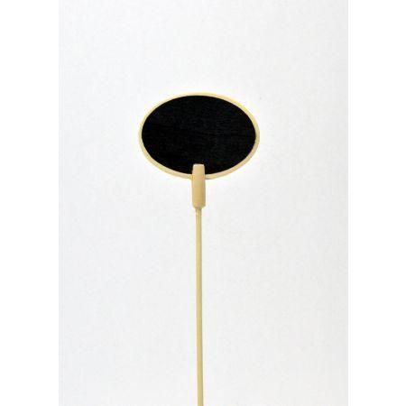 Διακοσμητικός μαυροπίνακας 7x29.5cm