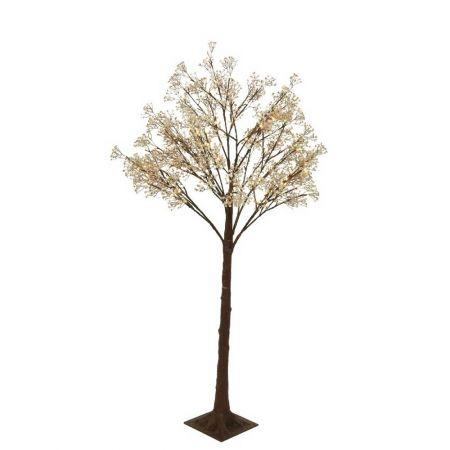 Φωτιζόμενο δέντρο 180LED IP44 Λευκό / Θερμό Λευκό LED 180cm