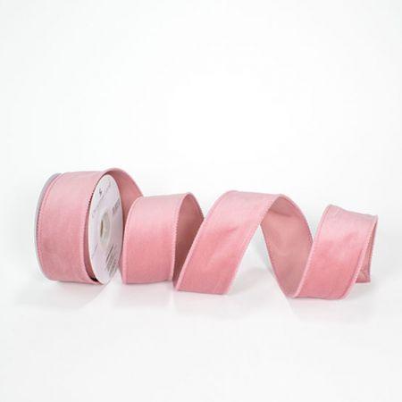 Διακοσμητική κορδέλα Ροζ 5cmx10m