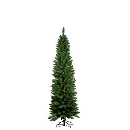 Χριστουγεννιάτικο δέντρο - έλατο Slim PVC 183cm