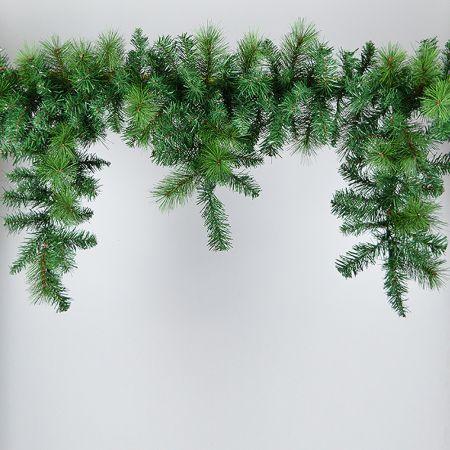 Διακοσμητική Χριστουγεννιάτικη γιρλάντα σταλακτίτης PVC 270cm
