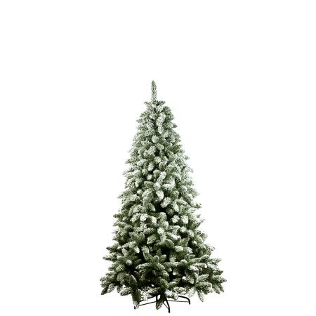 Χριστουγεννιάτικο δέντρο - έλατο Χιονισμένο Courmayeur PVC 180cm
