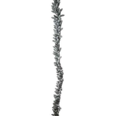 Χριστουγεννιάτικη γιρλάντα χιονισμένη 25x200cm