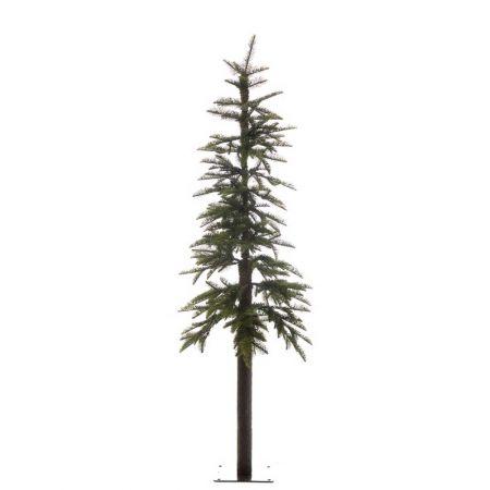 Χριστουγεννιάτικο δέντρο με ψηλό κορμό 210cm
