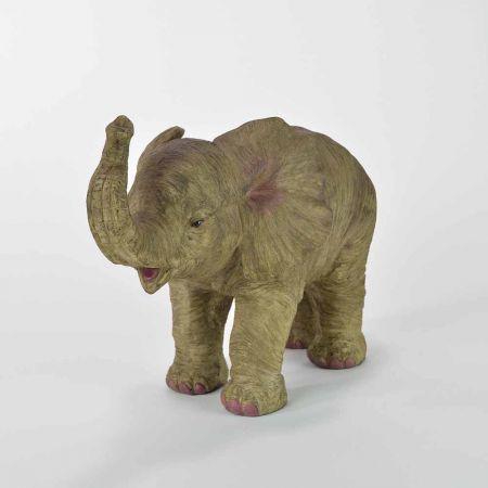 Διακοσμητικό μωρό ελέφαντας 30x23x18cm