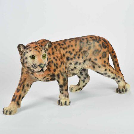 Διακοσμητικό Τζάγκουαρ 85x25x38cm