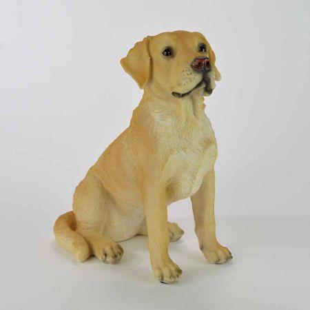 Διακοσμητικός σκύλος Λαμπραντόρ 28x22x34cm