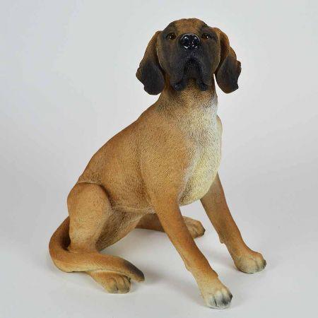 Διακοσμητικός σκύλος κουτάβι Δανός 44x34x52cm