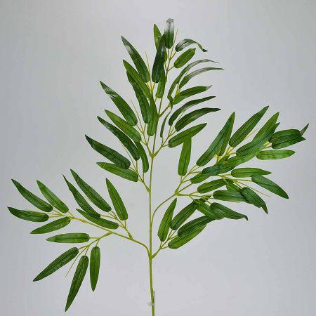 Τεχνητό κλαδί μπαμπού Πράσινο 50x60cm