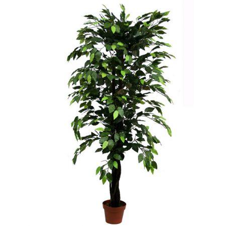 Τεχνητό δέντρο φίκος - Benjamini σε γλάστρα 150cm