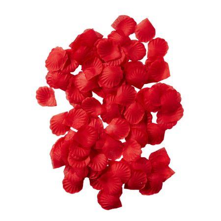 Σετ 150τχ Διακοσμητικά ροδοπέταλα Κόκκινα, 3.5cm
