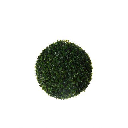 Διακοσμητική τεχνητή μπάλα - Πυξάρι 30cm