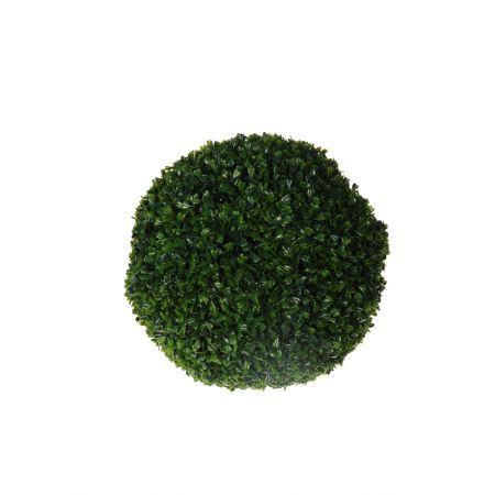 Διακοσμητική τεχνητή μπάλα - Πυξάρι 39cm
