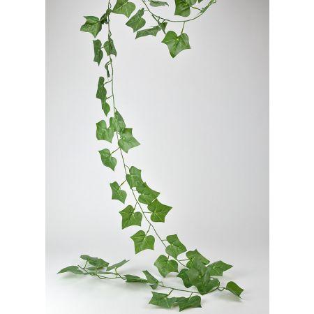 Διακοσμητική γιρλάντα κισσός Πράσινη 300cm