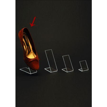 Σταντ - Στυλάκι Plexiglass για παπούτσι 4.5x20cm