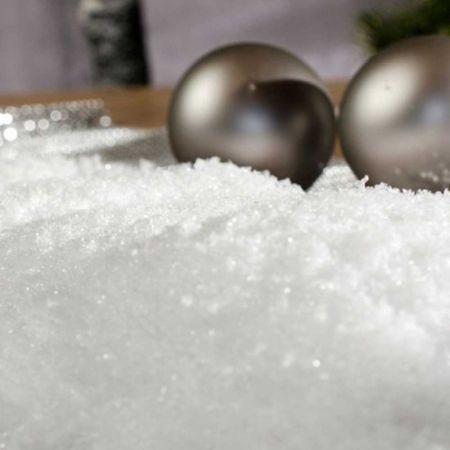 Συσκευασία 2Lt Χριστουγεννιάτικο χιόνι - πούδρα Βραδύκαυστο (B1 DI EN 13501-1)