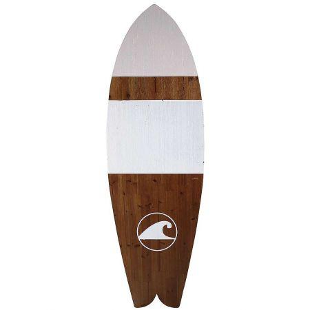 Διακοσμητική σανίδα του Surf ξύλινη 160x50cm