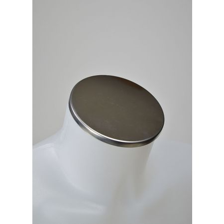 Καπάκι μεταλλικό για λαιμό ανδρικού μπούστου