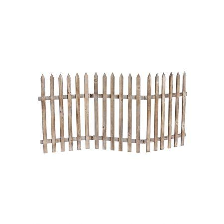Διακοσμητικός φράκτης 60x120cm - Φυσικό
