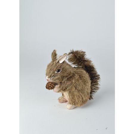 Διακοσμητικός σκίουρος 18x9,5x19cm