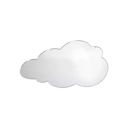 Διακοσμητικό σύννεφο Καθρέπτης 60x33cm